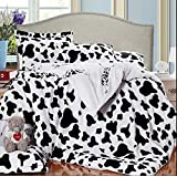 Housse couette vache for Housse de couette vache