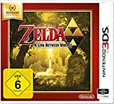 The Legend of Zelda: A Link Between Worlds - Nintendo Selects - [3DS]
