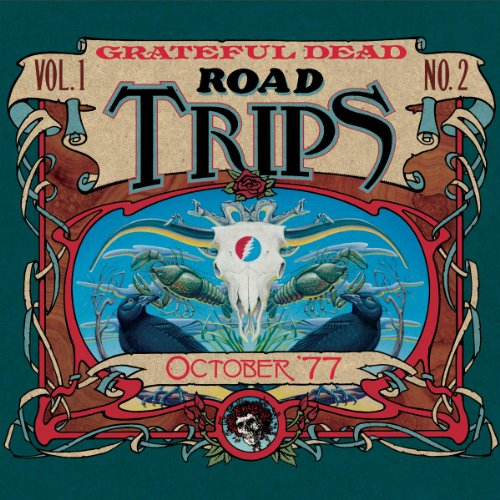 Road Trips Vol. 1 No. 2: 10/11/77 (University of Oklahoma, Norman, OK) & 10/14/77 (University of Houston, Houston, TX & 10/16/77 (Louisiana State University, Baton Rouge, LA) Louisiana University
