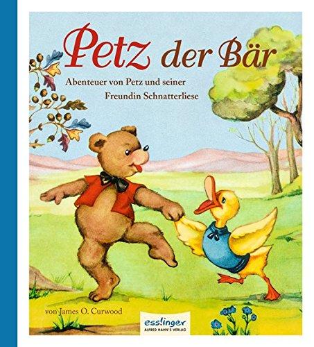 Petz der Bär, Abenteuer von Petz und seiner Freundin Schnatterliese