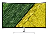 Acer EB321QUR 31.5-inch WQHD Curved Monitor (TN panel, 1ms, DP, HDMI, DVI)