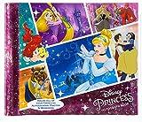 Parques temáticos de Disney Deluxe Princesa Autógrafo libro dream big 4x 6álbum de fotos