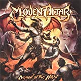 Cloven Altar: Demon of the Night (Audio CD)