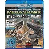 Mega Shark VS. Mechatronic Shark 3D & 2D Blu-ray & Bonusfilm : Monster