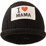 DaMohony Gorro de invierno para recién nacido, cálido, tejido elástico, para bebés de 0 a 3 años