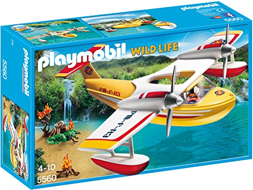 Playmobil 5560 - Löschflugzeug