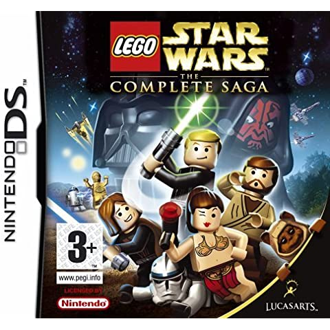 LEGO Star Wars: The Complete Saga (Nintendo DS) by ACTIVISION