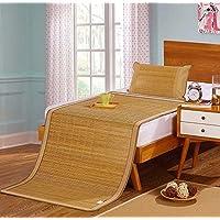 Preisvergleich für Coole Matratze Doppelseitige Matten Elegante Studenten Schlafsaal Einzigen Bambus-Matte Bambus-Matten Coole Bambusmatte (größe : 1.2 * 1.95m)