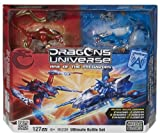 Mega Bloks 95239 - Dragons Ultimate Battle Set (2 Dragons, 2 Speeders)