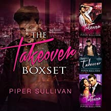 The Takeover Boxset: An Enemies to Lovers Complete Series (English Edition)