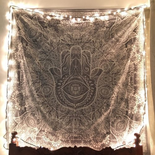 hamsa-sketched-hand-throw-indian-hippie-urban-wall-hanging-decor-dorm-bedding-queen-size-large-tapes