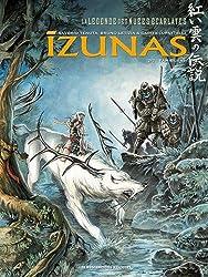 Izunas : la légende des nuées écarlates, Tome 2 : Yamibushi