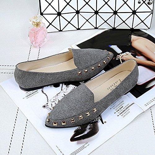 GreatestPAK_Chaussures GreatestPAK_ChaussuresGreatestpak - Ballerine Donna Grigio
