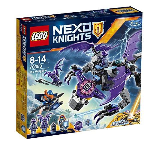 Preisvergleich Produktbild LEGO Nexo Knights 70353 - Der Gargoyl-Heli