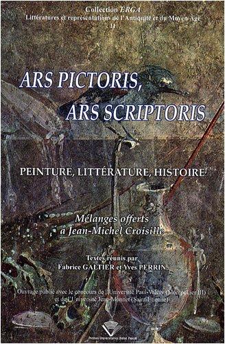 Ars pictoris, ars scriptoris : Peinture,...