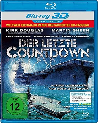 Der letzte Countdown [3D Blu-ray] [Special Edition]