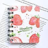 Carnet Cuir Qualité Femme Cahier Smart Notebook Grand Format Bloc Note Écologique pour Lettre Format A4 Porte Cartes,Cadeaux Professionnels pour Hommes