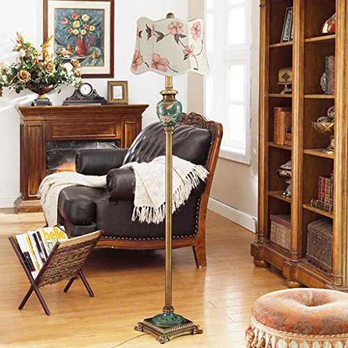 hand-painted-european-style-floor-lamp-living-room-bedroom-cozy-american-rural-countryside-retro-chi