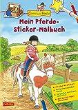 Conni und Flecki: Mein Pferde-Sticker-Malbuch