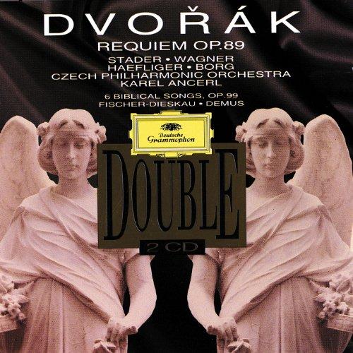 Dvorák: Requiem op. 89 / 6 chants bibliques op. 99