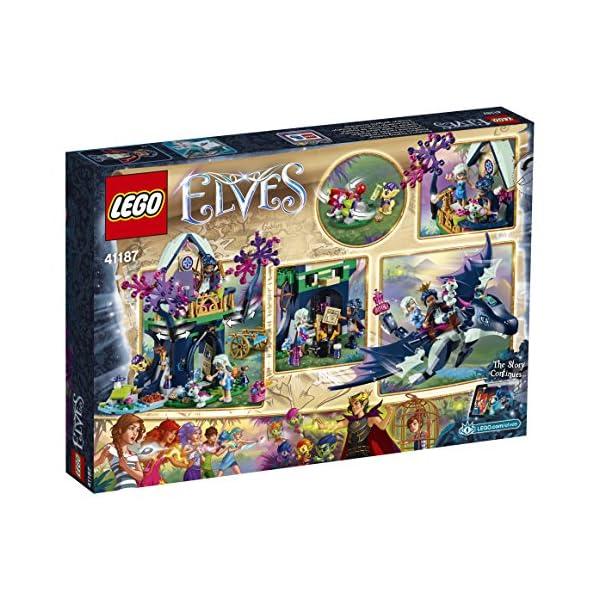 LEGO-Elves Naida Riverheart Santuario della Salute di Rosalyn Costruzioni Piccole Gioco ino per Bambini, Multicolore… 5 spesavip