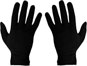 EASY4BUY Summer Bike/Scooter Riding/Driving Gloves-Black
