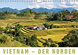 Vietnam - Der Norden (Wandkalender 2019 DIN A4 quer): Eine Fotoreise durch den beeindruckenden Norden Vietnams. (Monatskalender, 14 Seiten ) (CALVENDO Orte)