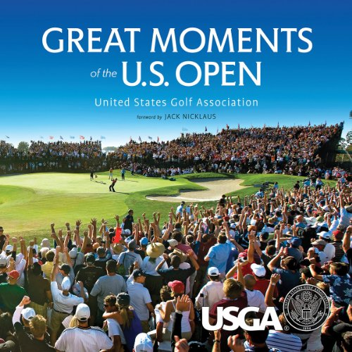 Great Moments of the U.S. Open por Robert Williams