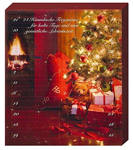Tee Adventskalender mit 24 Türchen