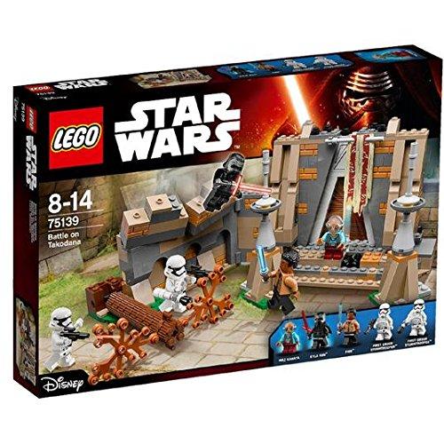 LEGO Star Wars Bataille sur Takodana 75139 8+
