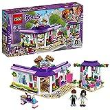 LEGO Friends - il Caffè Degli Artisti di Emma, 41336