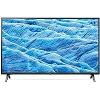 Téléviseur LED Ultra HD 4K 108 cm LG 43UM7100 - TV LED 4K 43 pouces - TV connecté / Smart TV - Netflix - Tuner TNT terrestre / satellite - Enregistrement PVR (sur USB) - Son 20 W