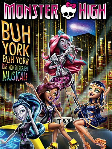 Monster High: Boo York, Boo ()