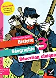 Histoire-Geographie College Fichier d'Activites Hg + Ec 3e (Specimen Corrige Prof)
