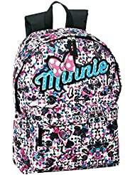 MINNIE - Grand sac a dos 43 cm Minnie Pop