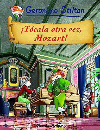Tócala otra vez, Mozart!: Cómic Geronimo Stilton 9 (Comic Geronimo ...