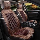 QXXZ Autositzbezüge, Kühlung Bambus-Sitz Autodecke, 1Pcs, E
