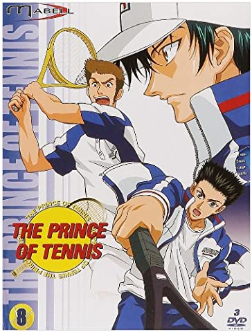 The prince of tennis, vol. 8