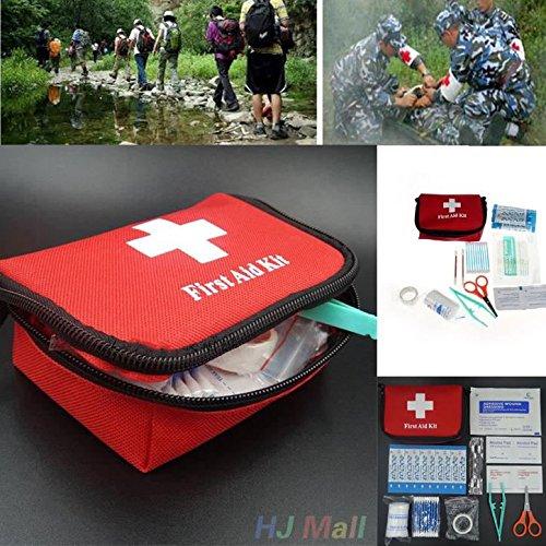 Giantree Emergency Kit Set, 11 stücke Familie Erste-hilfe-kit Set Outdoor Notfalltasche Fall Reise Camping Medical (Trauma-erste Hilfe)