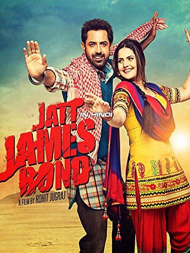Jatt James Bond (in Hindi)