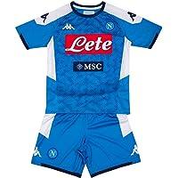 SSC NAPOLI Kit Gara Home Bambino 2019/2020 Kit Gara Home Bambino 2019/2020 Bambino