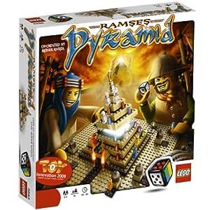 LEGO Ramses Pyramid (3843)