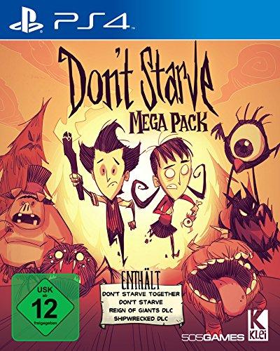 Don't Starve Mega Pack - [Playstation 4]