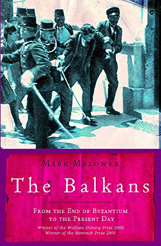 The Balkans Cover Image