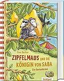 Zipfelmaus und die Königin von Saba – Ein Gartenkrimi (Zipfelmaus' Abenteuer)
