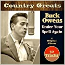 Under Your Spell Again (Country Greats - 4 Original Albums)