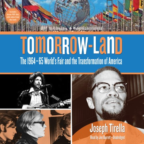 Tomorrow-Land  Audiolibri