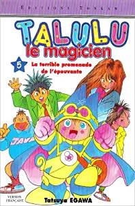 Talulu le magicien Edition simple Tome 5