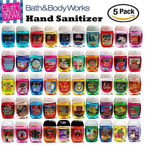 bath-body-works-pocketbac-bundle-of-5-assorted-grab-bag-bundle-of-5-pocket-sized-hand-sanitizer-anti