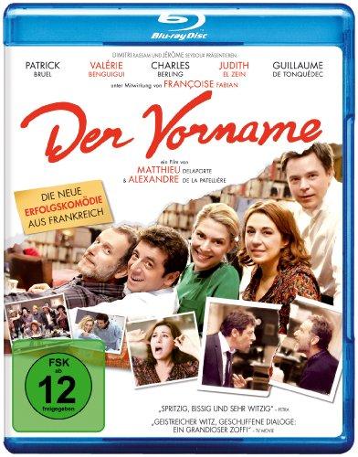 Bild von Der Vorname [Blu-ray]